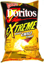 Doritos Extreme Kickin' Chili
