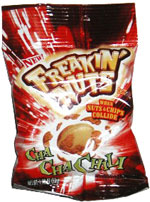 Freakin' Nuts Cha Cha Chili