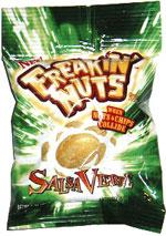 Freakin' Nuts Salsa Verde
