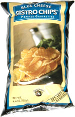 Blue Cheese Bistro Chips Pommes Gaufrettes