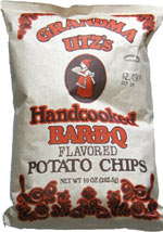 Grandma Utz's Handcooked Bar-b-q Potato Chips