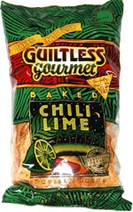 Guiltless Gourmet Baked Chili Lime Tortilla Chips