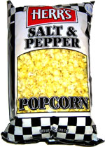 Herr's Salt & Pepper Popcorn