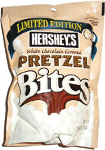Hershey's White Chocolate Covered Pretzel Bites