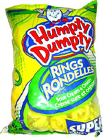 Humpty Dumpty Sour Cream & Onion Rings