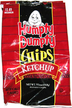 Humpty Dumpty Ketchup Chips