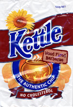 Kettle Wood Fired Barbeque Potato Chips