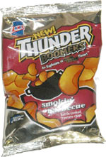 Thunder Boomers Smokin' Barbecue Kettle Cooked Potato Chips