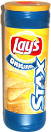 Lay's Stax Original Potato Crisps