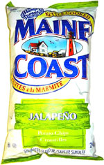 Maine Coast Jalape�o Potato Chips