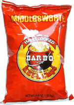 Middleswarth Hand Cooked Bar-b-q Old Fashioned Ket-L Potato Chips