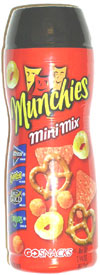Go Snacks Munchies Mini Mix