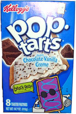 Pop-Tarts Frosted Chocolate Vanilla Creme