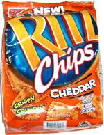 Ritz Chips Cheddar