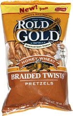 Rold Gold Honey Wheat Braided Twists