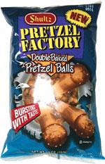 Shultz Pretzel Factory Double-Baked Pretzel Balls