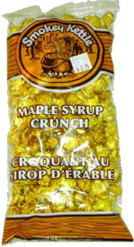Smokey Kettle Crunch Maple Syrup Crunch Popcrn