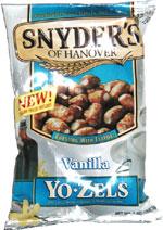 Snyder's of Hanover Vanilla Yo-Zels