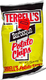 Terrell's Barbecue Potato Chips