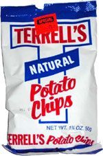 Terrell's Natural Potato Chips