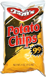 Tom's Potato Chips