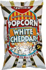 Tom's White Cheddar Popcorn