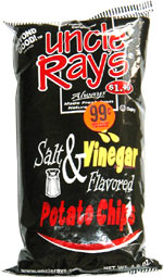 Uncle Ray's Salt & Vinegar Potato Chips