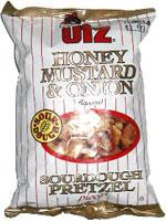 Utz Honey Mustard & Onion Sourdough Pretzel Pieces