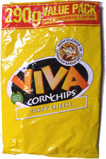 Viva Corn Chips Tasty Cheese