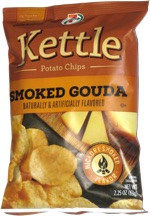 7 Select Kettle Potato Chips Smoked Gouda