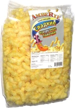 AmbeRye Sweet Corn Puffs