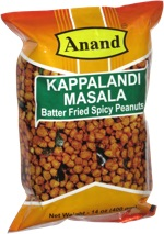 Anand Kappalandi Masala Batter Fried Spicy Peanuts