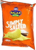 Balaji Wafers Simply Salted