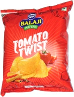 Balaji Wafers Tomato Twist