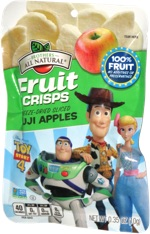 Brothers All Natural Fruit Crisps Fuji Apples