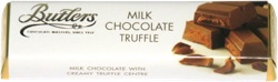 Butlers Milk Chocolate Truffle