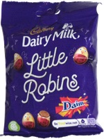 Cadbury Dairy Milk Little Robins Daim