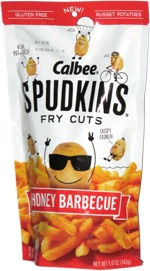 Spudkins Fry Cuts Honey Barbecue