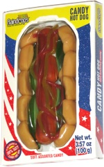 Candy Hot Dog