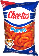 Chee-tos Puffs (retro bag)