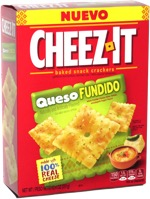 Cheez-It Queso Fundido