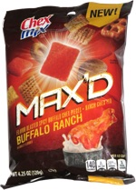 Chex Mix Max'd Buffalo Ranch
