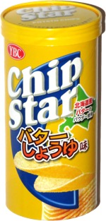 YBC Chip Star Butter Soy Sauce