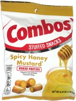 Combos Spicy Honey Mustard Baked Pretzel