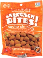 Crrrunch Bites! Nacho Almonds