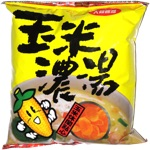 Datong Corn Soup Flavor Corn Chips