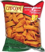 Recipes of Udupi Ribbon Pakodi