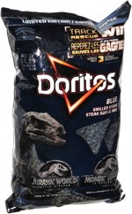 Doritos Blue Grilled Steak