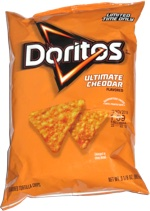 Doritos Ultimate Cheddar