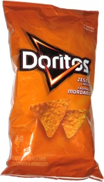 Doritos Zesty Cheese